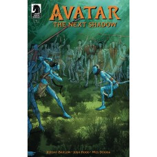AVATAR THE NEXT SHADOW #2 (OF 4) (02/03/2021)