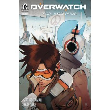 OVERWATCH TRACER LONDON CALLING #3 (12/30/1899)