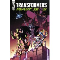 TRANSFORMERS BEAST WARS #1 CVR A JOSH BURCHAM (02/03/2021)