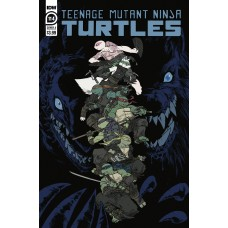 TMNT ONGOING #114 CVR A SOPHIE CAMPBELL (02/10/2021)