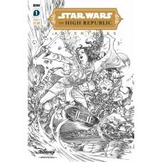 STAR WARS HIGH REPUBLIC ADVENTURES #1 (C: 1-0-0) (02/03/2021)
