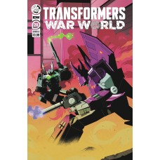 TRANSFORMERS #28 CVR B  ADAM BRYCE THOMAS (02/10/2021)