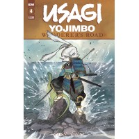 USAGI YOJIMBO WANDERERS ROAD #4 (OF 6) PEACH MOMOKO CVR (02/24/2021)