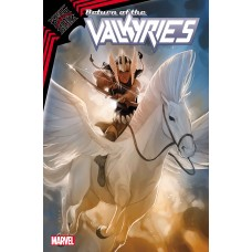 KING IN BLACK RETURN OF VALKYRIES #3 (OF 4) NOTO VALKYRIE PR (02/17/2021)