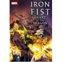 IRON FIST HEART OF DRAGON #2 (OF 6) (02/17/2021)