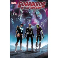 GUARDIANS OF THE GALAXY #11 (02/17/2021)
