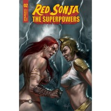 RED SONJA THE SUPERPOWERS #2 PARRILLO CGC CVR (C: 0-1-2) (02/24/2021)
