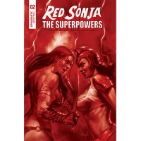 RED SONJA THE SUPERPOWERS #2 PARRILLO CRIMSON RED ART CVR (02/10/2021)