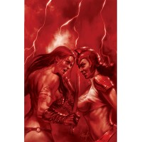 RED SONJA THE SUPERPOWERS #2 PARRILLO CRIMSON RED ART VIRGIN (02/10/2021)