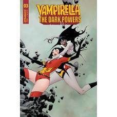VAMPIRELLA DARK POWERS #3 CVR A LEE (02/10/2021)