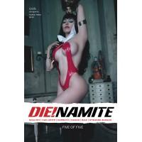 DIE!NAMITE #5 CVR E LORRAINE COSPLAY (02/03/2021)