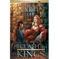 GEORGE RR MARTIN A CLASH OF KINGS #12 CVR A MILLER (MR) (02/24/2021)