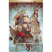 GEORGE RR MARTIN A CLASH OF KINGS #12 CVR B RUBI (MR) (02/24/2021)