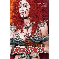 RED SONJA PRICE OF BLOOD #3 CVR B GOLDEN (02/17/2021)
