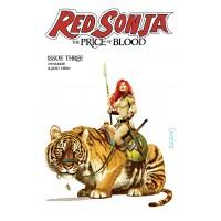 RED SONJA PRICE OF BLOOD #3 CGC GRADED SUYDAM CVR (C: 0-1-2) (02/24/2021)
