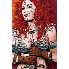 RED SONJA PRICE OF BLOOD #3 GOLDEN LTD VIRGIN CVR (02/17/2021)