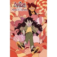 ADVENTURE TIME MARCY & SIMON #3 (OF 6) CONVENTION EXC VAR (02/24/2021)