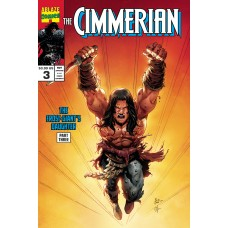 CIMMERIAN FROST GIANTS DAUGHTER #3 CVR D CASAS (MR) (02/03/2021)