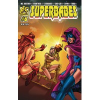 SUPERBABES STARRING FEMFORCE #6 (03/03/2021)