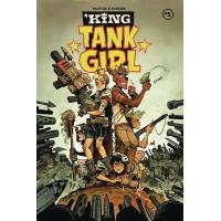 KING TANK GIRL #5 (OF 5) CVR A PARSON (03/03/2021)
