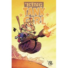 KING TANK GIRL #5 (OF 5) CVR B SKOTTIE YOUNG CARDSTOCK (03/03/2021)