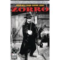 AM ARCHIVES ZORRO 1958 DELL FOUR COLOR #882 LTD ED TV CVR (01/27/2021)