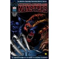 AMERICAN MYTHOLOGY MONSTERS #3 CVR A WOLFER (MR) (02/17/2021)