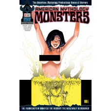 AMERICAN MYTHOLOGY MONSTERS #3 CVR B RACY LTD ED (MR) (02/17/2021)