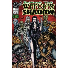 BEWARE WITCH`S SHADOW WINTER SPECIAL CVR A CALZADA MAIN (MR) (02/03/2021)
