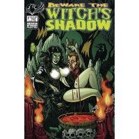 BEWARE THE WITCHS SHADOW #1 CVR C RISQUE (MR) (01/27/2021)