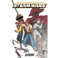 STEAM WARS COLORING BOOK (02/24/2021)