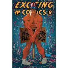 EXCITING COMICS #9 CVR A  DENHAM (02/24/2021)
