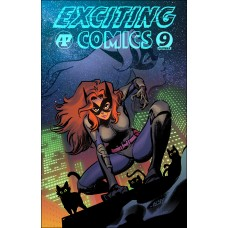 EXCITING COMICS #9 CVR B SHANNON (02/24/2021)