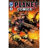 PLANET COMICS #3 CVR A (02/24/2021)