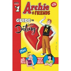 ARCHIE & FRIENDS DATING ROMANCE #1 (02/10/2021)