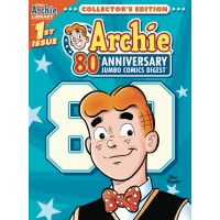 ARCHIE 80TH ANNIVERSARY JUMBO COMICS DIGEST #1 (02/03/2021)