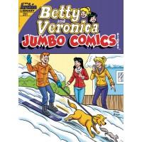 BETTY & VERONICA JUMBO COMICS DIGEST #291 (02/24/2021)