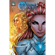 FATHOM KIANI VOL 4 #3 DIRECT MARKET CVR A (01/27/2021)