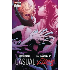 CASUAL FLING #1 CVR B DEODATO JR (MR) (02/10/2021)