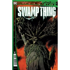 DF FUTURE STATE SWAMP THING #1 PERKINS SGN (C: 0-1-2) (02/24/2021)