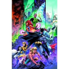 DF GENERATIONS SHATTERED #1 JURGENS SGN (C: 0-1-2) (02/24/2021)