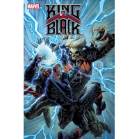 DF KING IN BLACK #3 STEGMAN SGN (C: 0-1-2) (02/24/2021)