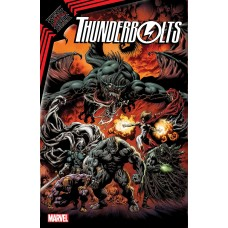 DF KING IN BLACK THUNDERBOLTS #1 ROSENBERG SGN (C: 0-1-2) (02/24/2021)