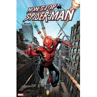 DF NONSTOP SPIDERMAN #1 BACHALO SGN (C: 0-1-2) (02/24/2021)