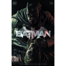 DF BATMAN #100 BERMJEO EXC (C: 0-1-2) (02/24/2021)