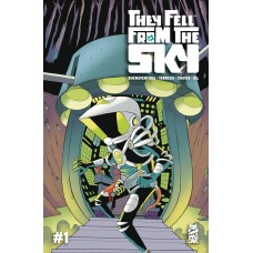 THEY FELL FROM THE SKY #1 (02/03/2021)