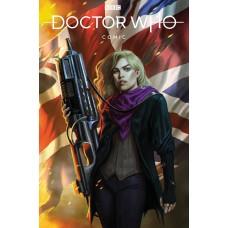 DOCTOR WHO COMICS #4 CVR A IANNICELLO (02/10/2021)