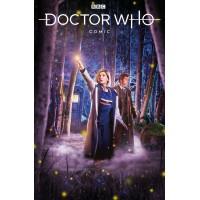 DOCTOR WHO COMICS #4 CVR B PHOTO (02/10/2021)