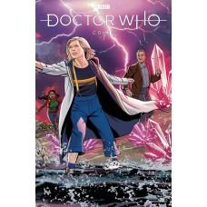 DOCTOR WHO COMICS #4 CVR C JONES (02/10/2021)