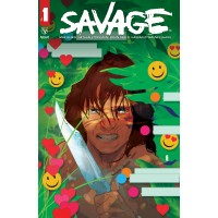 SAVAGE (2020) #1 CVR B WARD (02/17/2021)